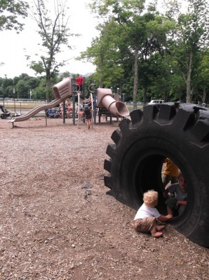 the bar harbor playground