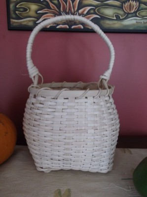 the finished basket