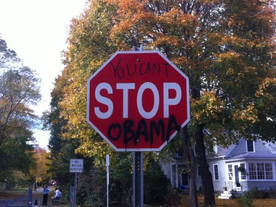 graffiti'd graffiti: now pro-Obama