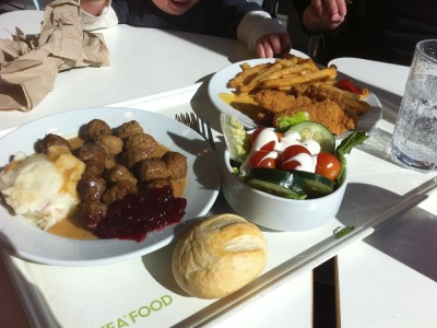 the food at ikea