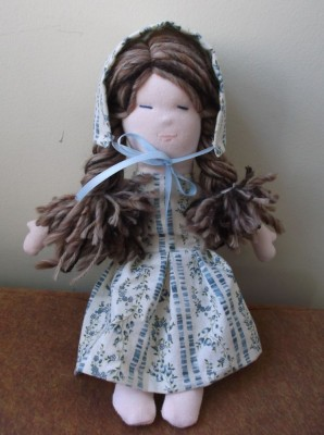 complete laura doll