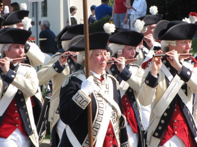 a few from the Middlesex fife and drum corp