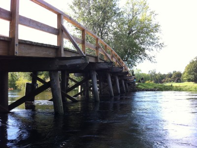 Concord's Old North Bridge